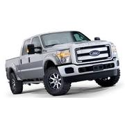 Flare F250 F350 2012 2013 2014 Bushwacker Kit