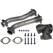 Exhaust Crossover Pipe kit F250 7.3