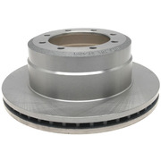 F350 Brakes Disc Rotor Rear Dually