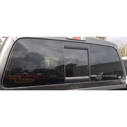 Window Rear Cab Glass F Series Electric Sliding