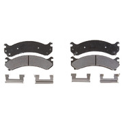Chevrolet 2500 3500 Front Brake Pads