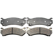 Chevrolet 2500 3500 Rear Brake Pads