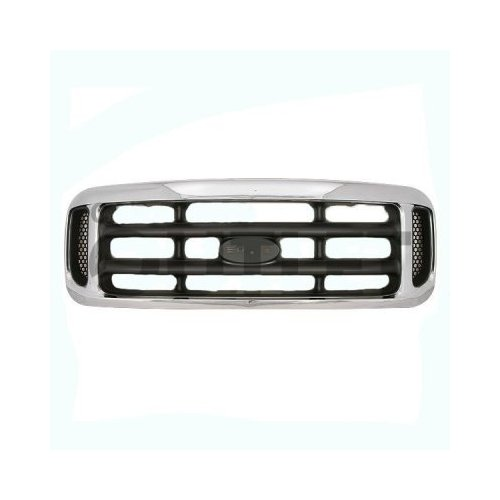 Grille F250 F350 Superduty Xlt Chrome