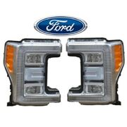 Headlamp F250 F350 F450 Superduty