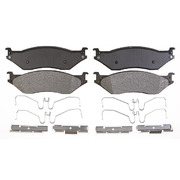 F450 Brake Pads Front & Rear 2004-2015