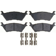 Ford F150 Rear Brake Pads Set 2012,2013,2014